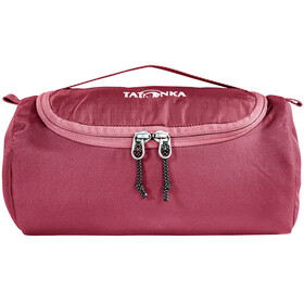 Tatonka Care Barrel Bolsa Neceser Baño, bordeaux red